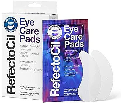 Patch-uri sub ochi - RefectoCil Eye Care Pads — Imagine N1