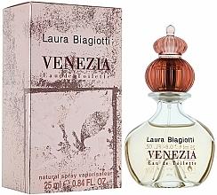 Parfumuri și produse cosmetice Laura Biagiotti Venezia Eau de Toilette - Apă de toaletă