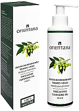 Parfumuri și produse cosmetice Ulei demachiant - Orientana Nourishing Cleansing Oil For Face & Eyes Neem
