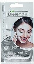 Peeling enzimatic + argilă albă - Bielenda Professional Formula — Imagine N1