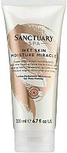 Parfumuri și produse cosmetice Crema hidratantă pentru corp - Sanctuary Spa Wet Skin Moisture Miracle
