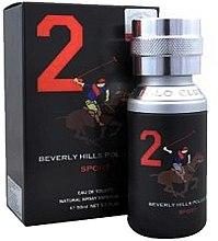 Parfumuri și produse cosmetice Beverly Hills Polo Club Men Sport 2 - Apă de parfum