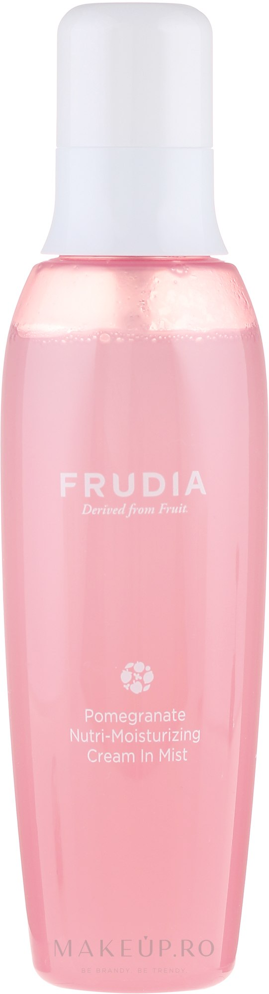 Cremă de față - Frudia Nutri-Moisturizing Pomegranate Cream In Mist — Imagine 110 ml