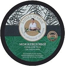 Parfumuri și produse cosmetice Scrub pentru corp - Reţete bunicii Agafia Baia bunicii Agafia