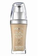 Parfumuri și produse cosmetice Fond de ten - L'Oreal Paris True Match Foundation SPF 17