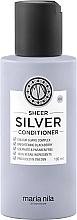 Parfumuri și produse cosmetice Balsam pentru păr blond - Maria Nila Sheer Silver Conditioner