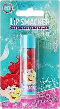 "Parfumuri și produse cosmetice Balsam de buze ""Ariel"" - Lip Smacker Disney Shimmer Balm Ariel Lip Balm Calypso Berry"