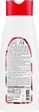 Șampon organic pentru păr și corp, fără săpun - Coslys Body Care Body And Hair Shampoo With Red Berries — Imagine N2