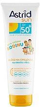 Parfumuri și produse cosmetice Lapte de protecție solară pentru toată familia SPS 50 - Astrid Sun Family Milk SPF 50