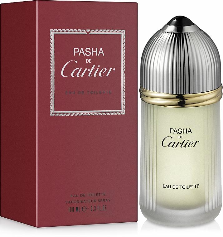 Cartier Pasha de Cartier - Apă de toaletă — Imagine N2
