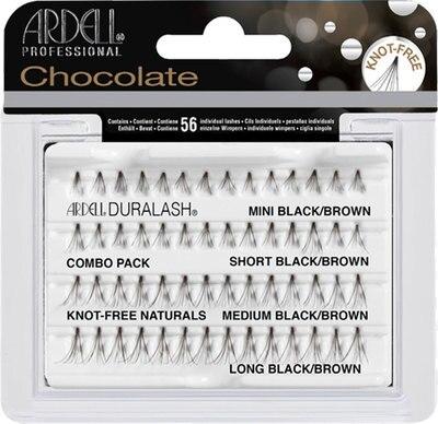 Gene false - Ardell Chocolate Knot-Free Combo Pack — Imagine N1