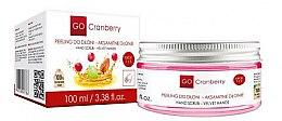 Parfumuri și produse cosmetice Scrub pentru mâini - GoCranberry Hand Scrub Velvet Hands