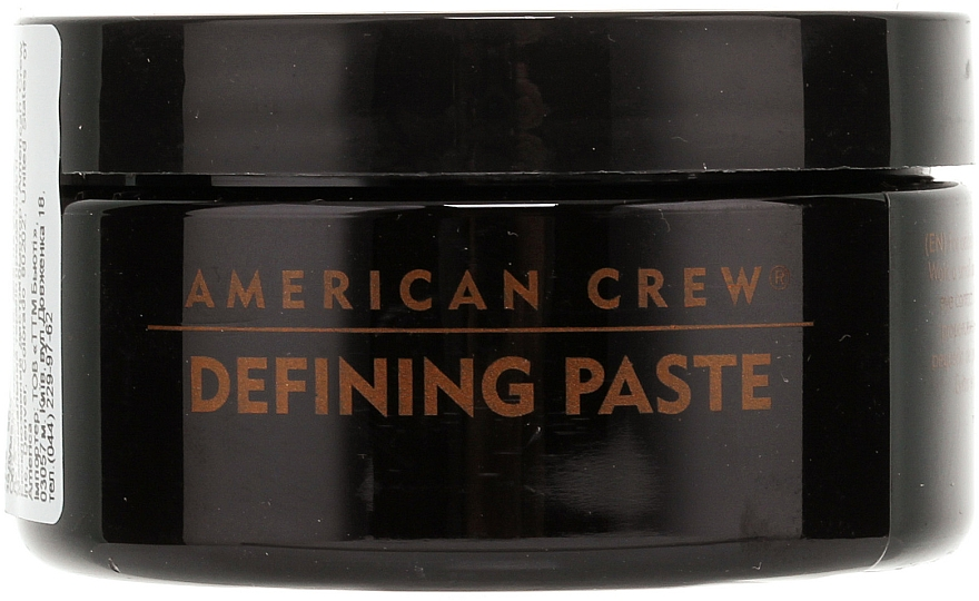 Pastă modelatoare - American Crew Classic Defining Paste — Imagine N2