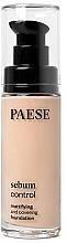 Parfumuri și produse cosmetice Fond de ten - Paese Sebum Control