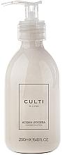 Parfumuri și produse cosmetice Culti Milano Acqua Leggera - Loțiune pentru mâini și corp