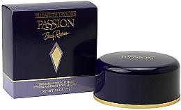 Parfumuri și produse cosmetice Elizabeth Taylor Passion - Pudră parfumată pentru cop