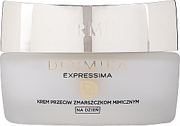 Parfumuri și produse cosmetice Cremă de zi hidratantă pentru față - Dermika Expressima Face Cream