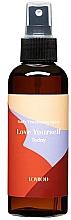 Parfumuri și produse cosmetice Spray pentru corp - Lovbod Body Treatment Spray Love Yourself Today