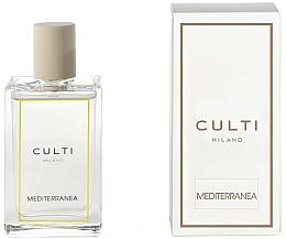 Parfumuri și produse cosmetice Spray parfumat pentru casă - Culti Milano Room Spray Mediterranea