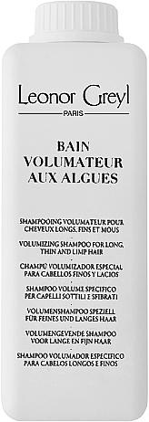 Șampon cu alge pentru volumul părului - Leonor Greyl Bain Volumateur aux Algues — Imagine N4