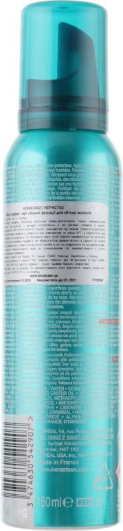 Spumă de păr pentru volum - Kerastase Couture Styling Mousse Bouffante — Imagine N2