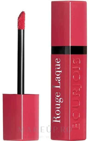Ruj lichid de buze - Bourjois Rouge Laque Liquid Lipstick  — Imagine 02 - Toute Nude