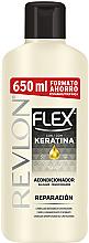 Parfumuri și produse cosmetice Balsam pentru păr deteriorat - Revlon Flex Keratin Balsam Conditioner Damaged Hair