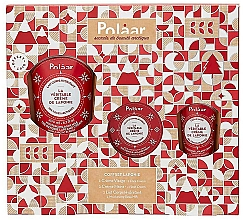 Parfumuri și produse cosmetice Set - Polaar Christmas 2020 Lapland Cracker Gift Set (hand/cr/50ml+cr/50ml+body/milk/200ml)