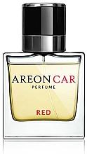 Parfumuri și produse cosmetice Aromatizator auto - Areon Luxury Car Perfume Long Lasting Red