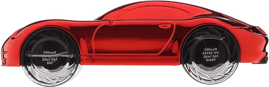 Jean-Pierre Sand 300 mph Rosso - Apă de parfum — Imagine N4