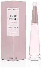 Parfumuri și produse cosmetice Issey Miyake Leau Dissey Florale - Apă de toaletă
