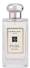 Parfumuri și produse cosmetice Jo Malone Earl Grey & Cucumber - Apă de colonie (tester cu capac)