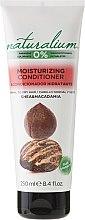 """Parfumuri și produse cosmetice Balsam de păr """"Karite și Macadamia"""" - Naturalium Conditioner Karite and Macadamia"""