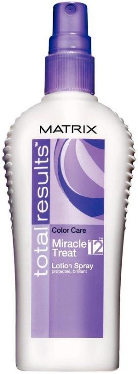 Loțiune-spray pentru părul vopsit - Matrix Total Results Color Care Miracle Treat 12 Lotion Spray
