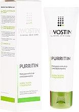 Parfumuri și produse cosmetice Emulsie pentru îngustarea porilor - Iwostin Purritin Emulsion