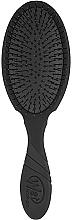Parfumuri și produse cosmetice Pieptene pentru păr, neagră - Wet Brush Pro Detangler Black