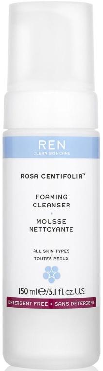 Demachiant spumant - REN Rosa Centifolia Foaming Cleanser — Imagine N1
