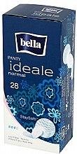 Parfumuri și produse cosmetice Absorbante de fiecare zi Panty Ideale Ultra Thin Normal Stay Softi, 28 bucăți - Bella