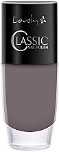 Parfumuri și produse cosmetice Lac de unghii - Lovely Nail Polish Classic