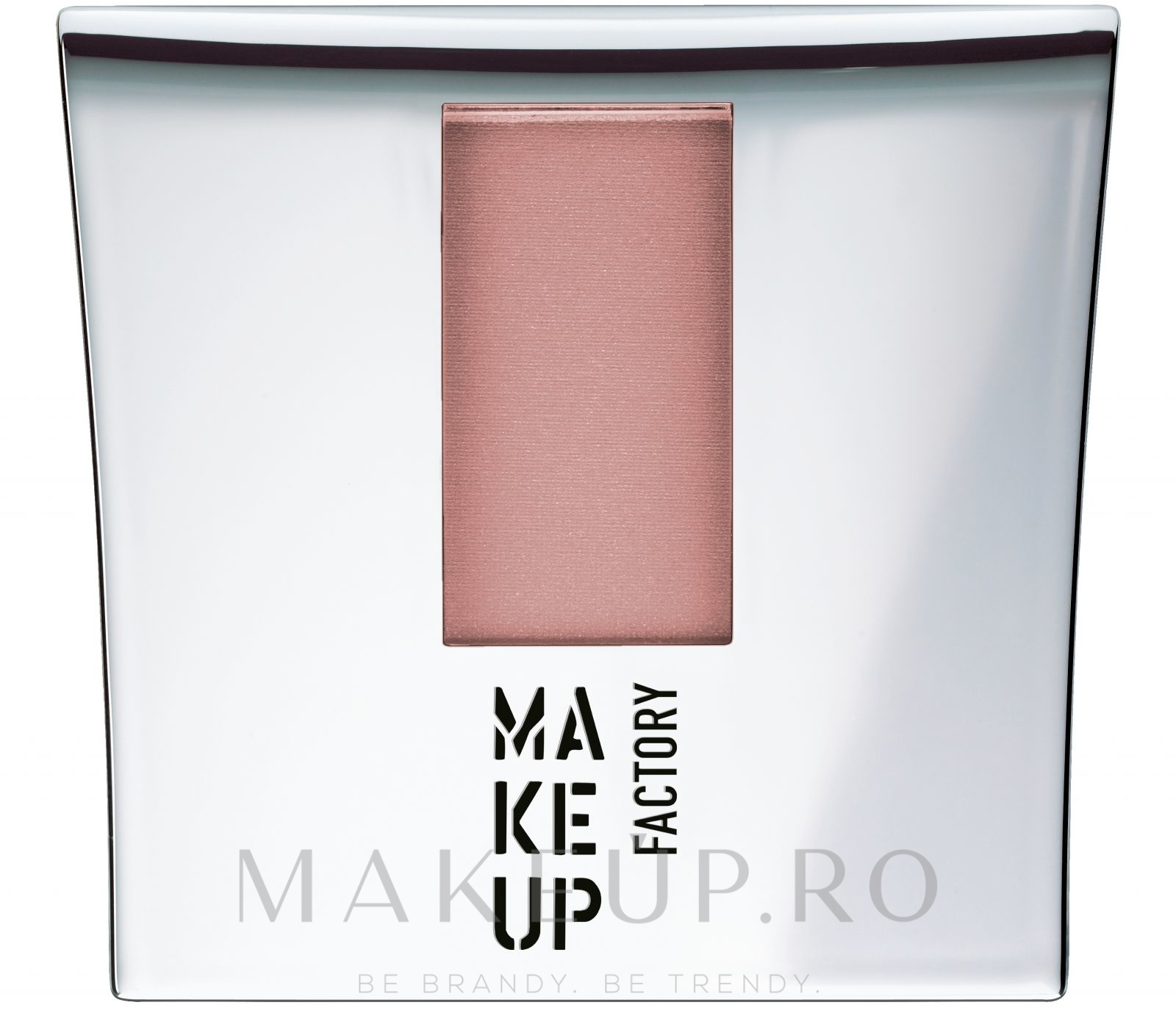 Fard de obraz - Make Up Factory Blusher — Imagine 27 - Coral Blush
