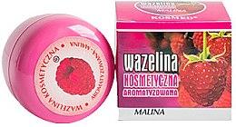 """Parfumuri și produse cosmetice Vaselină pentru buze """"Zmeură"""" - Kosmed Flavored Jelly Raspberry"""