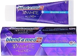 Parfumuri și produse cosmetice Pastă de dinți - Blend-A-Med 3d White Healthy Shine Toothpaste