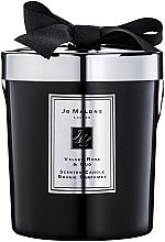 Parfumuri și produse cosmetice Jo Malone Velvet Rose & Oud - Lumânare parfumată