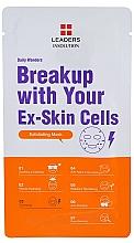 Parfumuri și produse cosmetice Mască de curățare - Leaders Daily Wonders Breakup Wit Your Ex-Skin Cells