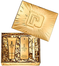 Parfumuri și produse cosmetice Paco Rabanne 1 Million - Set (edt/100ml + edt/10ml + sh/gel/100ml)