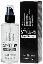 Parfumuri și produse cosmetice Fluid pentru strălucirea părului - Inebrya Style-In Crystal Beauty