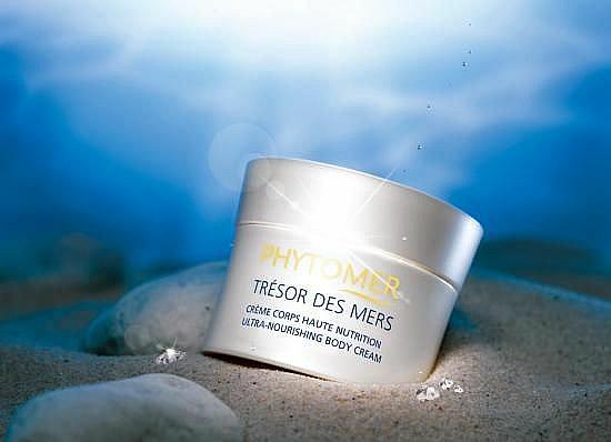 Crema de corp nutritivă - Phytomer Tresor des Mers Ultra-Nourishing Body Cream — Imagine N2