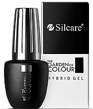 Bază pentru manichiură - Silcare The Garden of Colour Peel-Off Base — Imagine N1