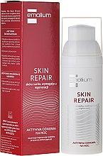 Cremă de noapte pentru față - Emolium Skin Repair Cream — Imagine N1