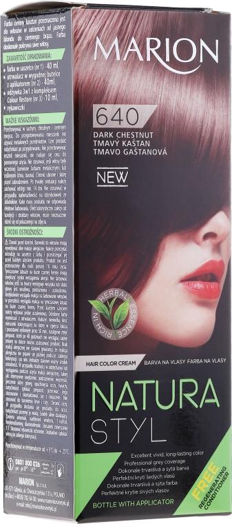 Vopsea de păr - Marion Hair Dye Nature Style